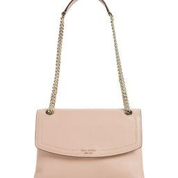 large florence leather shoulder bag | Nordstrom
