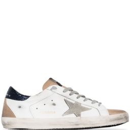 Superstar lace-up sneakers | Farfetch (US)