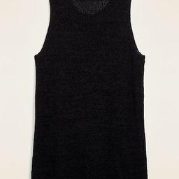 Lightweight Sleeveless Sweater Tank Top for Women | Old Navy (US)