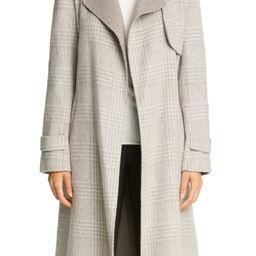 Oaklane Glen Plaid Coat   Nordstrom