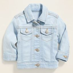 Light-Wash Jean Jacket for Baby | Old Navy (CA)