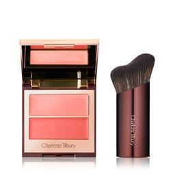 30% Off - Seduce Blush & Brush Kit - Summer Beauty Sale    Charlotte Tilbury   Charlotte Tilbury (US)