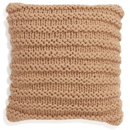Chunky Knit Accent Pillow   Nordstrom