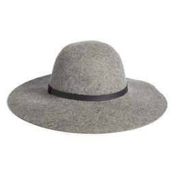 Refined Floppy Wool Felt Hat   Nordstrom
