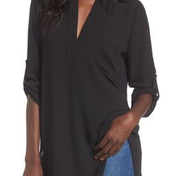 Perfect Henley Tunic   Nordstrom