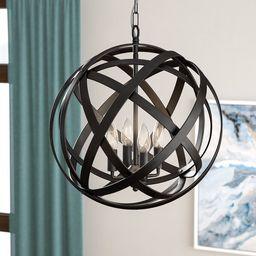 Nilda 4-Light Globe Chandelier | Wayfair North America