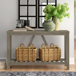 """Offerman 52"""" Console Table 