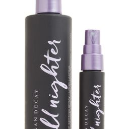 Urban Decay All Nighter Long Lasting Makeup Setting Spray Duo ($81 Value)   Nordstrom   Nordstrom