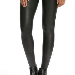 SPANX® Faux Leather Leggings   Nordstrom   Nordstrom