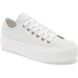 Chuck Taylor® All Star® Lift Ox Platform Sneaker | Nordstrom