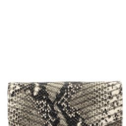 Ladora Exotic Quilted Wallet on a Chain | Nordstrom