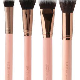 Rose Gold Face Brush Set   Nordstrom