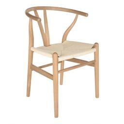Beechwood Wishbone Marla Dining Armchairs Set of 2 | World Market