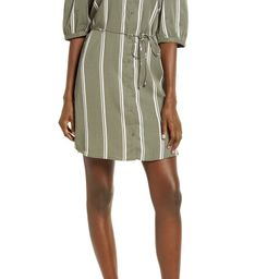 Stripe Shirtdress | Nordstrom