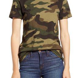 Camo Ringer T-Shirt | Nordstrom