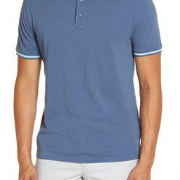 Superfine Slim Fit Cotton Piqué Polo | Nordstrom