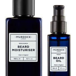 Beard Moisturizer & Oil Set   Nordstrom