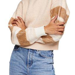 Stripe Crewneck Sweater   Nordstrom