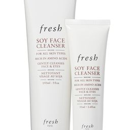 Soy Face Cleanser Home & Away Set | Nordstrom