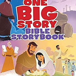 One Big Story Bible Storybook, Hardcover: Connecting Christ Throughout God's Story | Amazon (US)