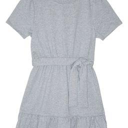 Joe's The Faye Ruffle French Terry Sweatshirt Dress (Big Girl) | Nordstrom | Nordstrom