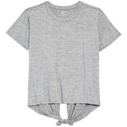 Zella Girl Fly Away Crew T-Shirt (Little Girl & Big Girl) | Nordstrom | Nordstrom