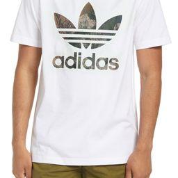Camo Trefoil T-Shirt   Nordstrom
