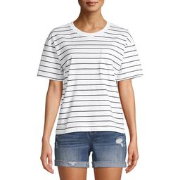Women's Boyfriend T-Shirt | Walmart (US)