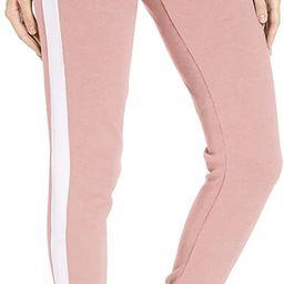 Starter Women's Jogger Sweatpants with Logo Stripe, Prime Exclusive | Amazon (US)