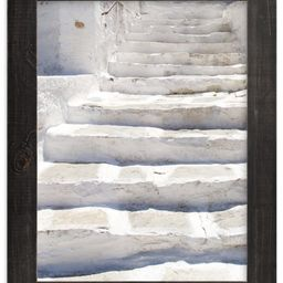 """""""White stairs"""" - Photography Limited Edition Art Print by Marimba Morris.   Minted"""