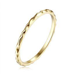 Stacking Ring Thin Gold Ring Dainty Ring Minimalist Ring | Etsy | Etsy (US)