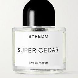 Byredo - Eau De Parfum - Super Cedar, 50ml | Net-a-Porter (US)