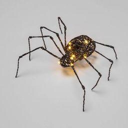 LED Light-up Spider Decorative Halloween Prop - Hyde & EEK! Boutique™ | Target