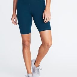 High-Waisted Elevate Compression Bermuda Shorts For Women - 8-Inch Inseam   Old Navy (US)