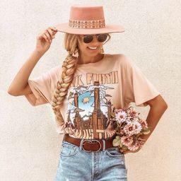 Sierra Rose Hat   Bohemian Mama