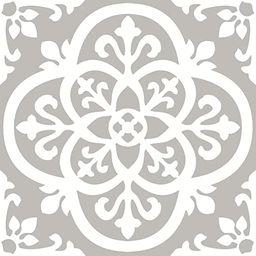 FloorPops FP2942 Medina Peel & Stick Floor tile, Grey, 10 Count | Amazon (US)