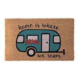 Home Is Where We Roam Camper Doormat   Kirkland's Home