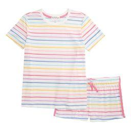 Tie Dye Two-Piece Pajamas | Nordstrom