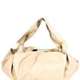 The Row Ascot Medium Leather Shoulder Bag | Ruelala