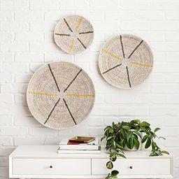 Graphic Wall Basket Set   West Elm (US)