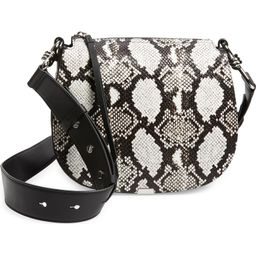 Round Leather Crossbody Bag | Nordstrom