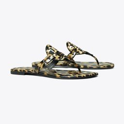 Miller Sandal, Printed Patent Leather | Tory Burch (US)