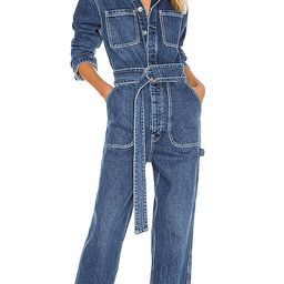 Hudson Jeans Denim Utility Jumpsuit. - size XS (also in S,M) | Revolve Clothing (Global)
