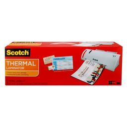 """Scotch Thermal Laminator with 2 Starter Pouches 8.5"""" x 11""""   Target"""