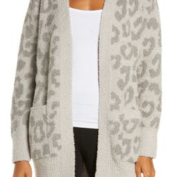 Rating 5out of5stars(2)2CozyChic™ Leopard CardiganBAREFOOT DREAMS® | Nordstrom