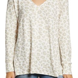 Rating 5out of5stars(1)1Cozy V-Neck TunicGIBSON   Nordstrom