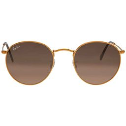 Ray Ban Round Pink/Brown Gradient Mens Sunglasses RB3447 9001A5 50   Jomashop.com & JomaDeals.com