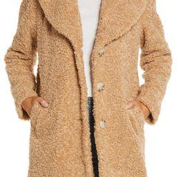 Teddy Faux Shearling Coat   Nordstrom