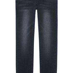 The Rocker Raw Hem Ankle Skinny Jeans | Nordstrom