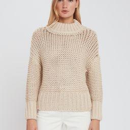 My Only Sunshine Crop Knit Sweater | Verishop